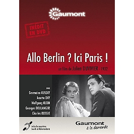 Allô Berlin ? ici Paris !, Dvd