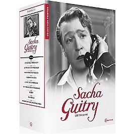Coffret Sacha Guitry, cinéaste : l'age d'or 1936 - 1938, Dvd