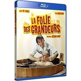 La folie des grandeurs, Blu-ray