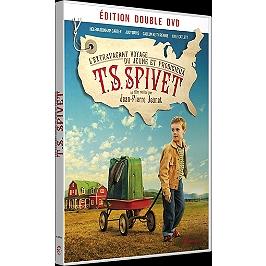 L'extravagant voyage du jeune et prodigieux T.S. Spivet, Dvd