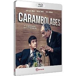 Carambolages, Blu-ray