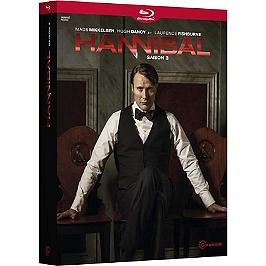 Coffret Hannibal, saison 3, Blu-ray