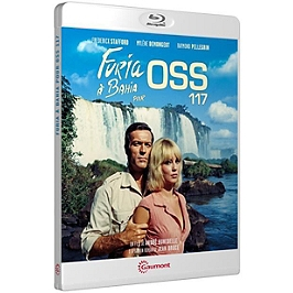 Furia à Bahia pour OSS 117, Blu-ray