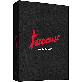 Coffret j'accuse, Blu-ray