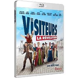 Les visiteurs 3, la révolution, Blu-ray