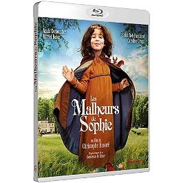 Les malheurs de Sophie, Blu-ray