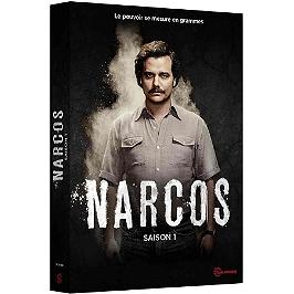 Coffret narcos, saison 1, Dvd