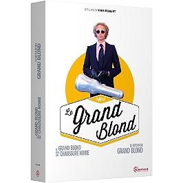 Coffret le grand blond : le grand blond avec une chaussure noire ; le retour du grand blond, Dvd