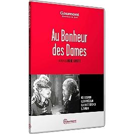 Au bonheur des dames, Dvd