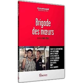 Brigades des moeurs, Dvd