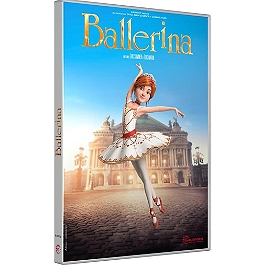 Ballerina, Dvd
