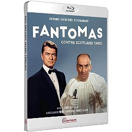 Fantômas contre Scotland Yard, Blu-ray