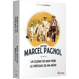 Coffret Marcel Pagnol 2 films : le château de ma mère ; la gloire de mon père, Dvd