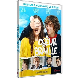 Le coeur en braille, Dvd