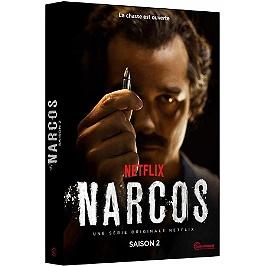 Coffret narcos, saison 2, Dvd