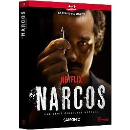 Coffret narcos, saison 2, Blu-ray