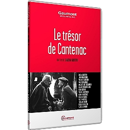 Le trésor de Cantenac, Dvd