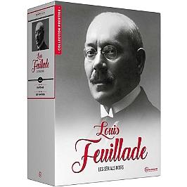 Coffret Louis Feuillade, les sérials noirs 2 films : Fantômas ; les vampires, Dvd
