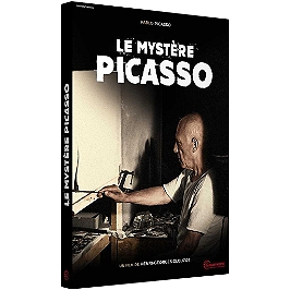Le mystère Picasso, Dvd