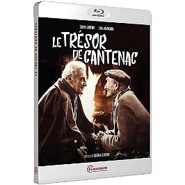 Le trésor de Cantenac, Blu-ray