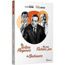 Coffret Audiard et Lautner 3 films : les tontons flingueurs ; les barbouzes ; ne nous fâchons pas, Dvd
