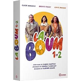 Coffret la boum 1 et 2, Dvd