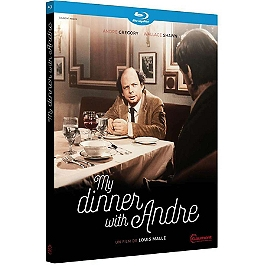 My dinner with Andre, Blu-ray