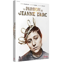 La passion de Jeanne d'Arc, Dvd