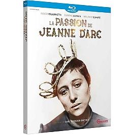 La passion de Jeanne d'Arc, Blu-ray