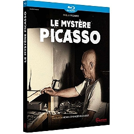 Le mystère Picasso, Blu-ray