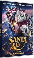 Santa & cie en Dvd