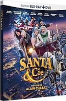 Santa & cie en Blu-ray