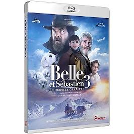 Belle et Sébastien 3 : le dernier chapitre, Blu-ray