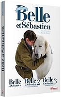 Coffret Belle et Sébastien 3 films : Belle et Sébastien ; l'aventure continue ; le dernier chapitre en Dvd