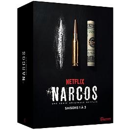 Coffret narcos, saisons 1 a 3, Dvd