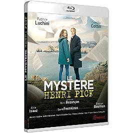 Le mystère Henri Pick, Blu-ray