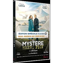 Le mystère Henri Pick, édition spéciale E. Leclerc, Dvd