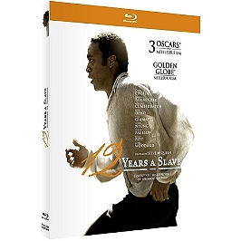 12 years a slave, Blu-ray