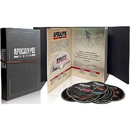 Coffret intégrale apocalypse, édition prestige, Dvd