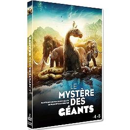 Coffret le mystère des géants, Dvd