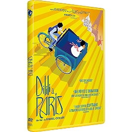 Dilili à Paris, Dvd