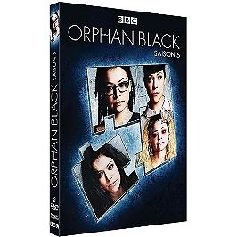 Coffret orphan black, saison 5, Dvd