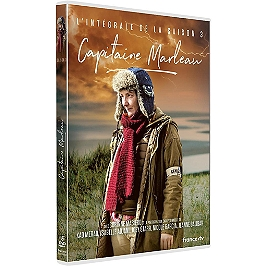 Coffret capitaine Marleau, saison 3, Dvd