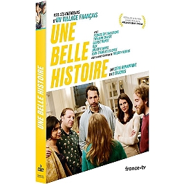 Une belle histoire, saison 1, 8 épisodes, Dvd