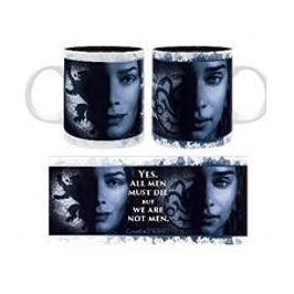 GAME OF THRONES - mug - 320 ml - 2 reines