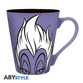 DISNEY - mug - 340 ml - villains ursula
