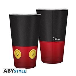 DISNEY - verre XXL - 500 ml - mickey - mate