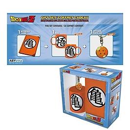 DRAGON BALL - pack mug 320ml + keyring+ cahier