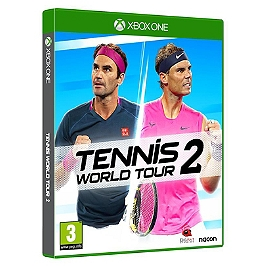 Tennis world tour 2 (XBOXONE)
