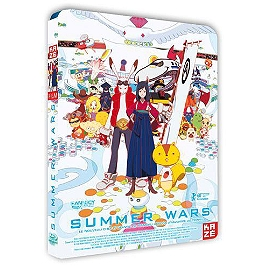 Summer wars, Blu-ray